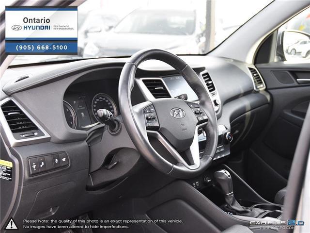 2017 Hyundai Tucson Limited 1.6 Turbo (Stk: 07147K) in Whitby - Image 13 of 27
