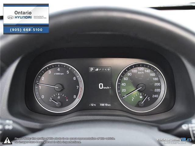 2017 Hyundai Tucson Limited 1.6 Turbo (Stk: 07147K) in Whitby - Image 15 of 27