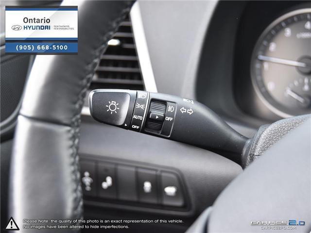 2017 Hyundai Tucson Limited 1.6 Turbo (Stk: 07147K) in Whitby - Image 16 of 27