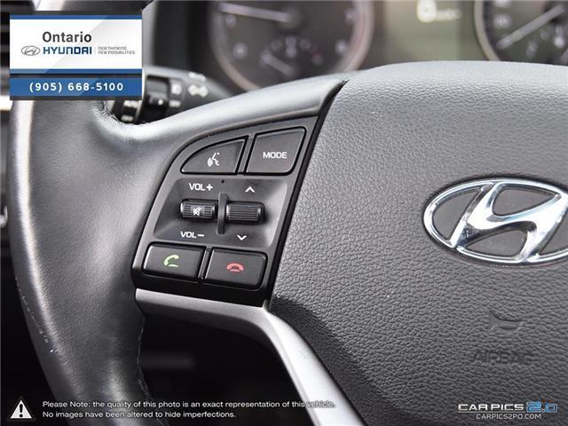 2017 Hyundai Tucson Limited 1.6 Turbo (Stk: 07147K) in Whitby - Image 17 of 27