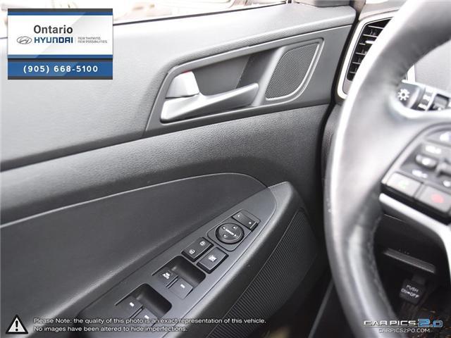 2017 Hyundai Tucson Limited 1.6 Turbo (Stk: 07147K) in Whitby - Image 18 of 27