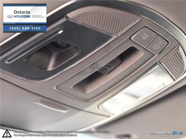 2017 Hyundai Tucson Limited 1.6 Turbo (Stk: 07147K) in Whitby - Image 20 of 27