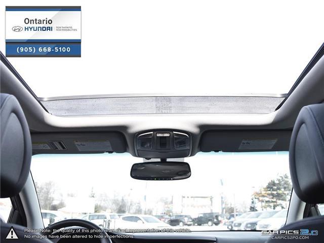 2017 Hyundai Tucson Limited 1.6 Turbo (Stk: 07147K) in Whitby - Image 21 of 27