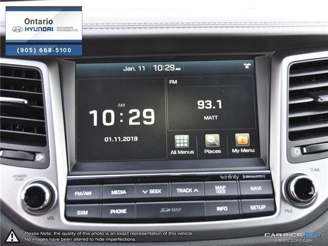 2017 Hyundai Tucson Limited 1.6 Turbo (Stk: 07147K) in Whitby - Image 22 of 27