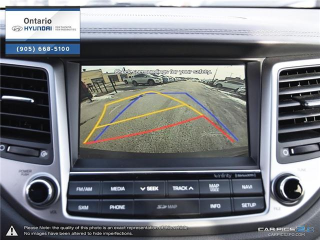2017 Hyundai Tucson Limited 1.6 Turbo (Stk: 07147K) in Whitby - Image 23 of 27