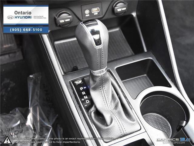 2017 Hyundai Tucson Limited 1.6 Turbo (Stk: 07147K) in Whitby - Image 24 of 27