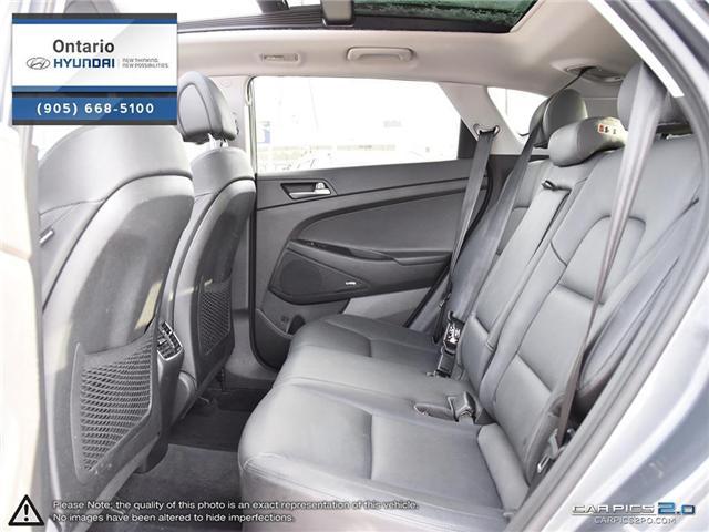 2017 Hyundai Tucson Limited 1.6 Turbo (Stk: 07147K) in Whitby - Image 26 of 27