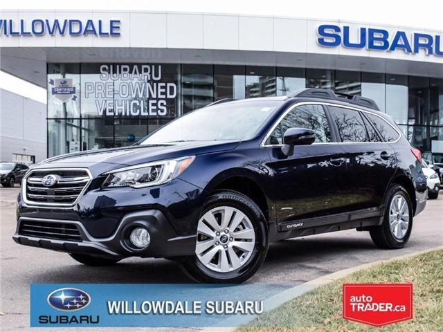 2018 Subaru Outback 2.5i Touring | POWER LIFTGATE | BACKUP CAMERA (Stk: 18D33) in Toronto - Image 1 of 25