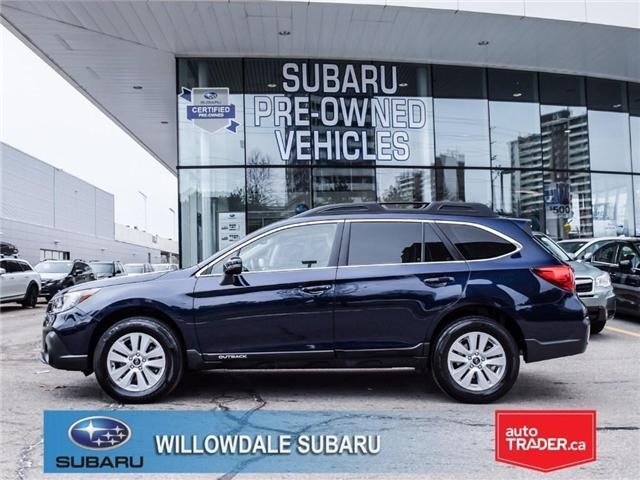 2018 Subaru Outback 2.5i Touring | POWER LIFTGATE | BACKUP CAMERA (Stk: 18D33) in Toronto - Image 2 of 25