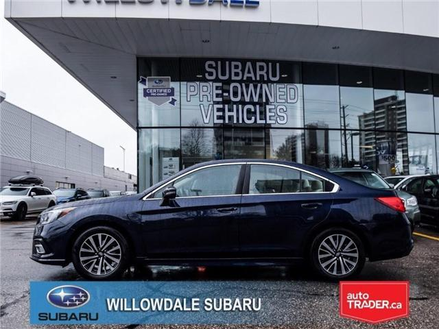2018 Subaru Legacy 2.5i Touring|SUNROOF|HEATED SEATS|CAMERA (Stk: 18D35) in Toronto - Image 2 of 24