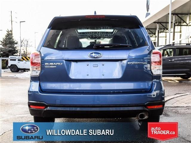 2018 Subaru Forester 2.5i Touring | SUNROOF | HEATED SEATS | BLUETOOTH (Stk: 18D46) in Toronto - Image 4 of 26