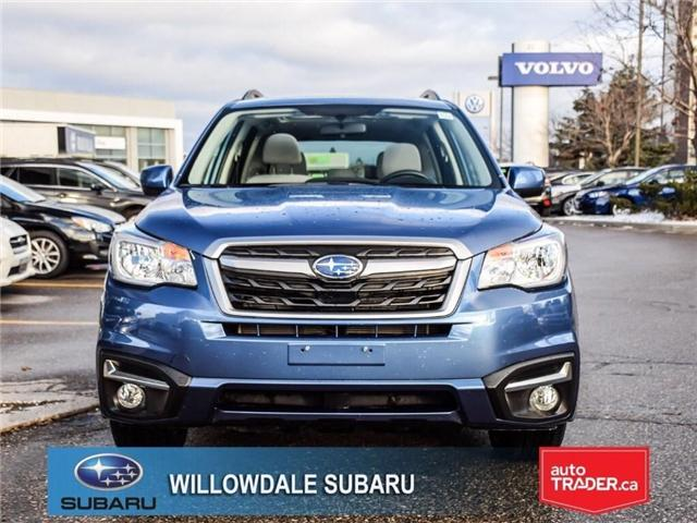 2018 Subaru Forester 2.5i Touring | SUNROOF | HEATED SEATS | BLUETOOTH (Stk: 18D46) in Toronto - Image 5 of 26