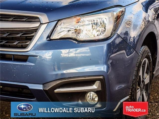 2018 Subaru Forester 2.5i Touring | SUNROOF | HEATED SEATS | BLUETOOTH (Stk: 18D46) in Toronto - Image 6 of 26