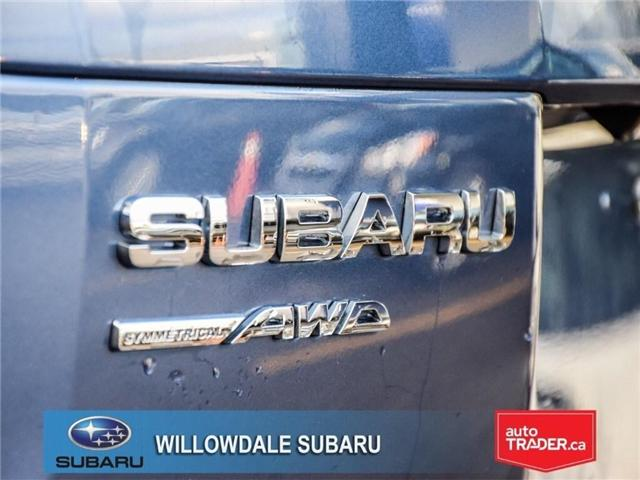 2018 Subaru Forester 2.5i Touring | SUNROOF | HEATED SEATS | BLUETOOTH (Stk: 18D46) in Toronto - Image 9 of 26