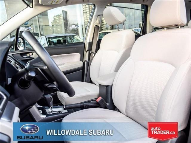 2018 Subaru Forester 2.5i Touring | SUNROOF | HEATED SEATS | BLUETOOTH (Stk: 18D46) in Toronto - Image 13 of 26