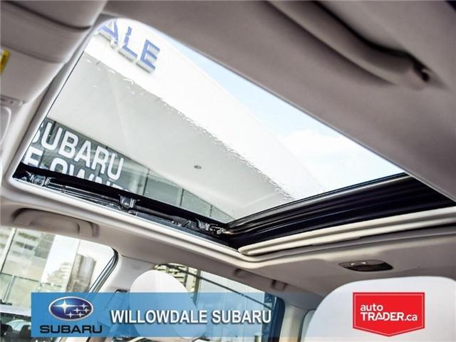2018 Subaru Forester 2.5i Touring | SUNROOF | HEATED SEATS | BLUETOOTH (Stk: 18D46) in Toronto - Image 14 of 26