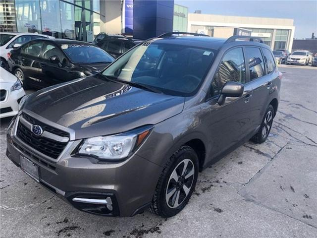 2018 Subaru Forester 2.5i Touring | SUNROOF | HEATED SEATS | AWD (Stk: 18D47) in Toronto - Image 1 of 1