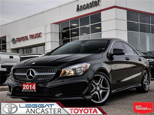 2014 Mercedes-Benz CLA-Class Base (Stk: 3596A) in Ancaster - Image 1 of 11