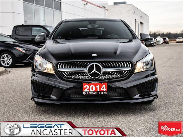 2014 Mercedes-Benz CLA-Class Base (Stk: 3596A) in Ancaster - Image 2 of 11
