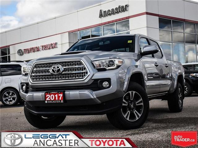 2017 Toyota Tacoma  (Stk: D200) in Ancaster - Image 1 of 21