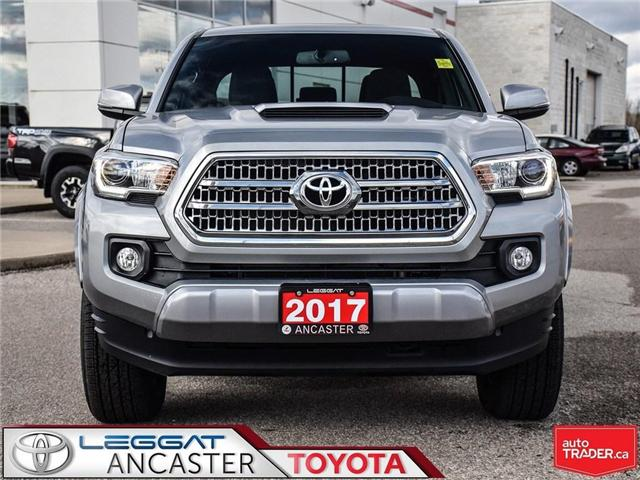 2017 Toyota Tacoma  (Stk: D200) in Ancaster - Image 2 of 21