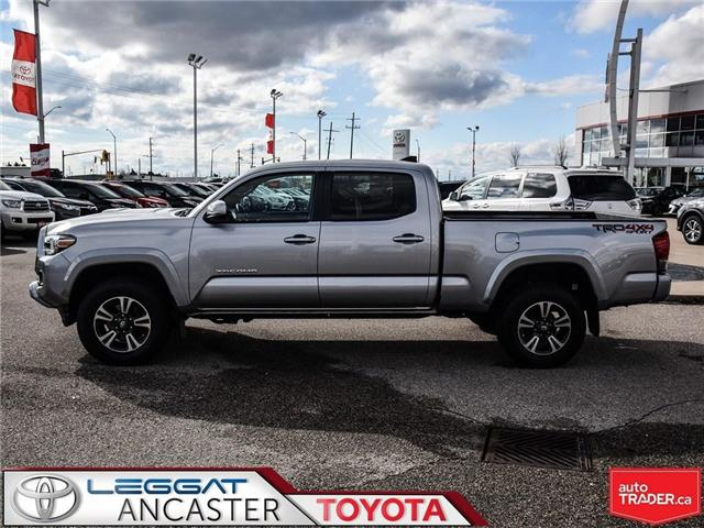 2017 Toyota Tacoma  (Stk: D200) in Ancaster - Image 4 of 21