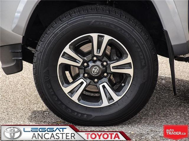 2017 Toyota Tacoma  (Stk: D200) in Ancaster - Image 5 of 21