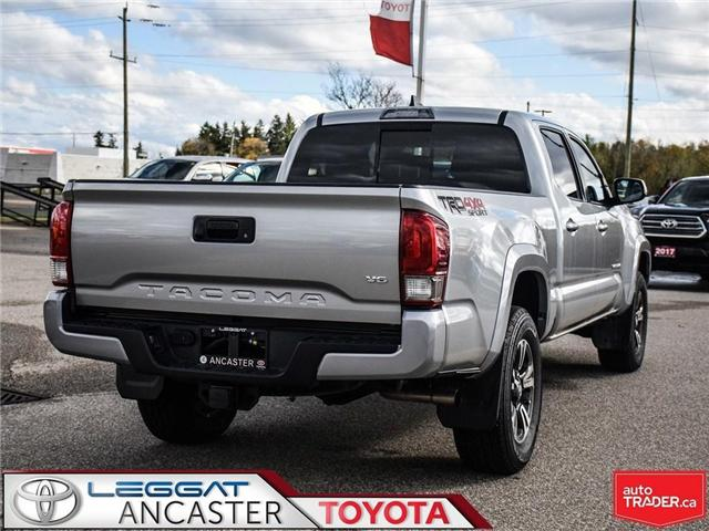 2017 Toyota Tacoma  (Stk: D200) in Ancaster - Image 8 of 21