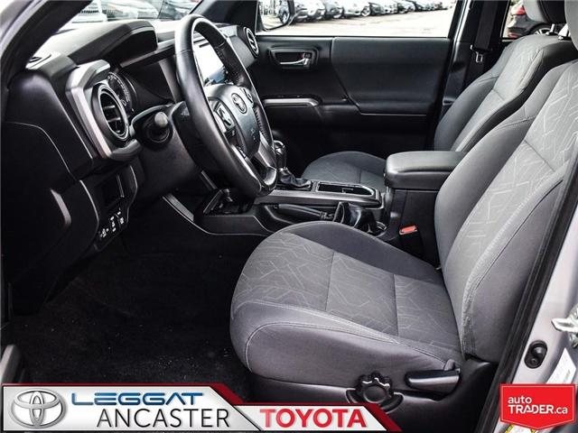 2017 Toyota Tacoma  (Stk: D200) in Ancaster - Image 12 of 21