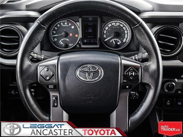 2017 Toyota Tacoma  (Stk: D200) in Ancaster - Image 14 of 21
