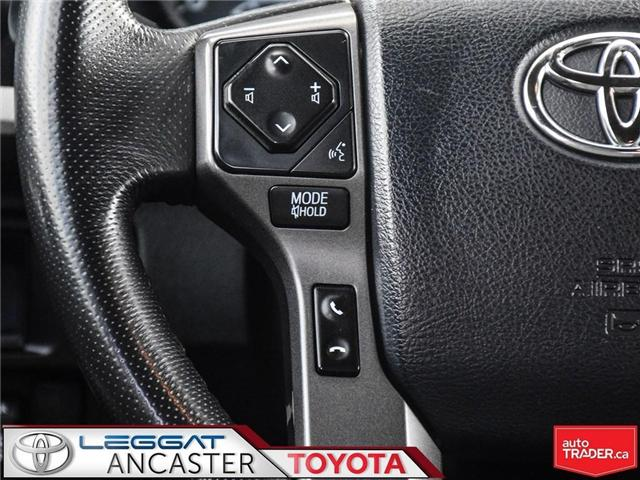 2017 Toyota Tacoma  (Stk: D200) in Ancaster - Image 19 of 21