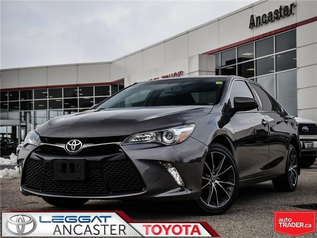 2015 Toyota Camry XSE (Stk: 3751) in Ancaster - Image 1 of 24