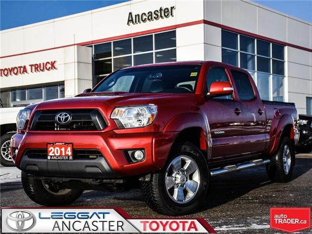 2014 Toyota Tacoma V6 (Stk: 3750A) in Ancaster - Image 1 of 23