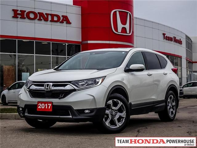 2017 Honda CR-V EX-L (Stk: 19197A) in Milton - Image 1 of 29