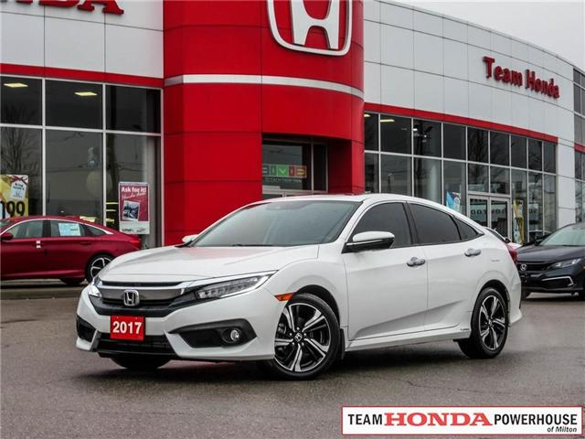 2017 Honda Civic Touring (Stk: 18616A) in Milton - Image 1 of 28