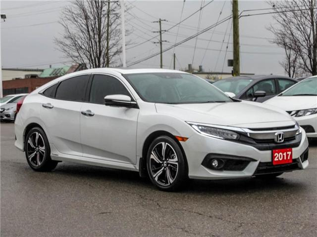 2017 Honda Civic Touring (Stk: 18616A) in Milton - Image 3 of 28