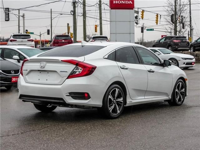 2017 Honda Civic Touring (Stk: 18616A) in Milton - Image 5 of 28