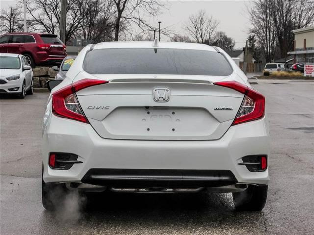 2017 Honda Civic Touring (Stk: 18616A) in Milton - Image 6 of 28