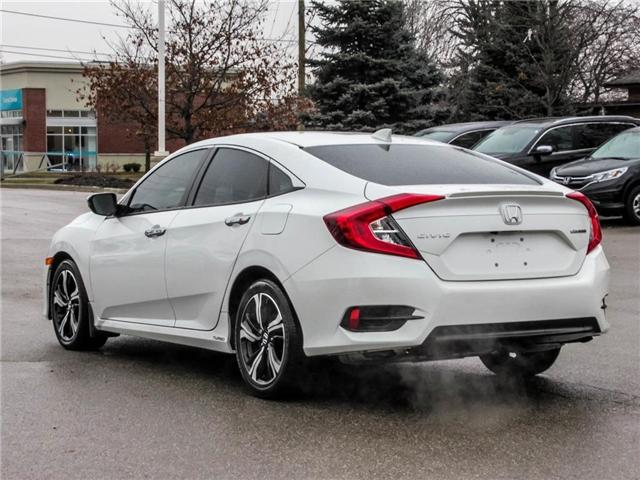 2017 Honda Civic Touring (Stk: 18616A) in Milton - Image 7 of 28