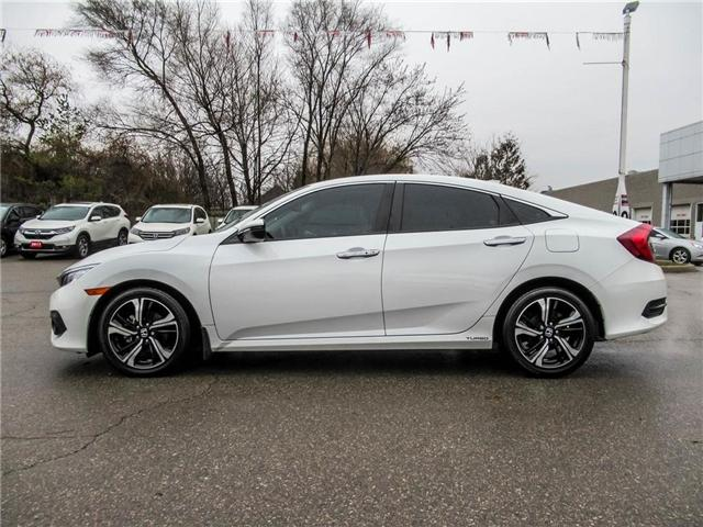 2017 Honda Civic Touring (Stk: 18616A) in Milton - Image 8 of 28