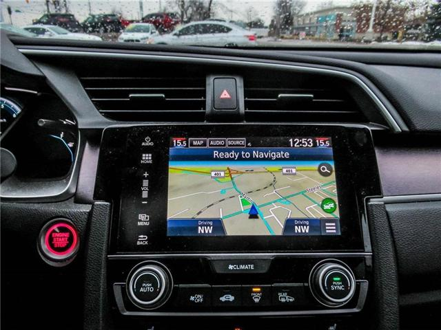 2017 Honda Civic Touring (Stk: 18616A) in Milton - Image 24 of 28
