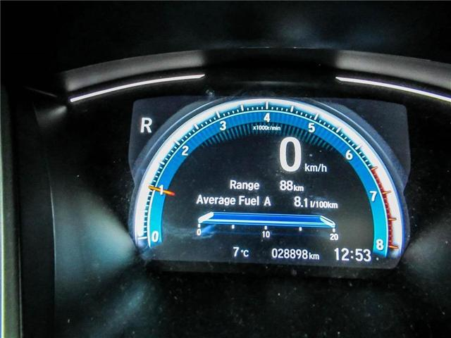 2017 Honda Civic Touring (Stk: 18616A) in Milton - Image 27 of 28