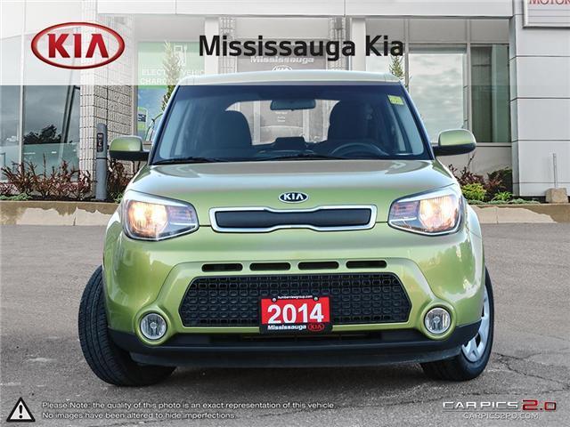 2014 Kia Soul LX (Stk: SL19038T) in Mississauga - Image 2 of 27