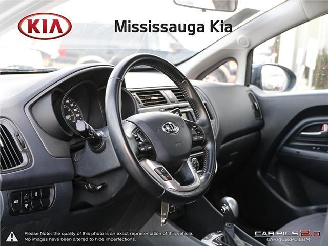 2015 Kia Rio EX (Stk: 5938P) in Mississauga - Image 13 of 27