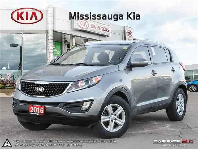 2016 Kia Sportage LX (Stk: 1277P) in Mississauga - Image 1 of 27