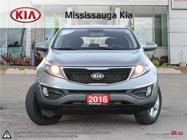 2016 Kia Sportage LX (Stk: 1277P) in Mississauga - Image 2 of 27
