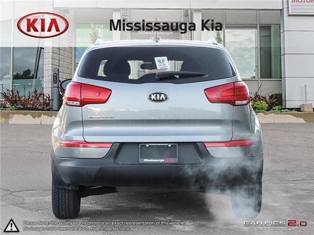 2016 Kia Sportage LX (Stk: 1277P) in Mississauga - Image 5 of 27
