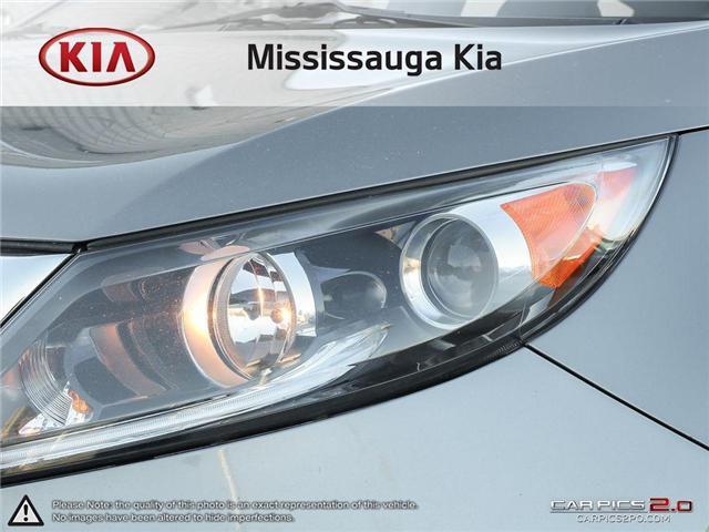 2016 Kia Sportage LX (Stk: 1277P) in Mississauga - Image 10 of 27