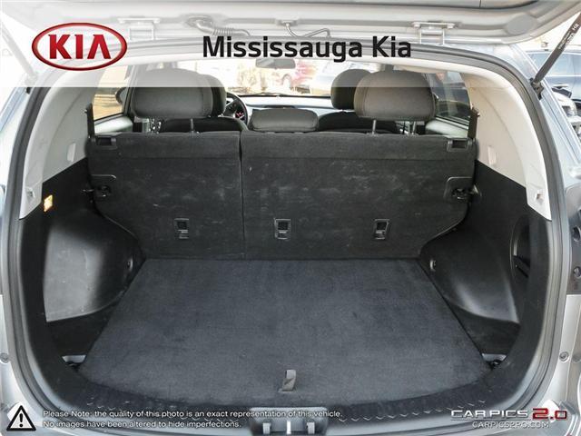 2016 Kia Sportage LX (Stk: 1277P) in Mississauga - Image 11 of 27