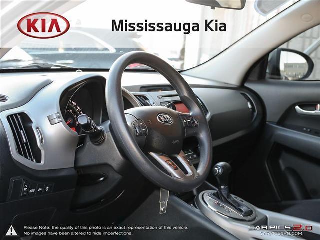 2016 Kia Sportage LX (Stk: 1277P) in Mississauga - Image 13 of 27